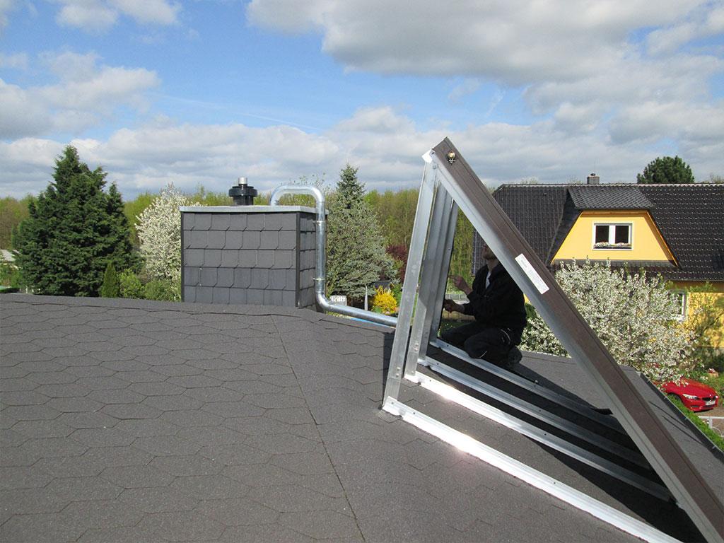 Solar Standard Anlage